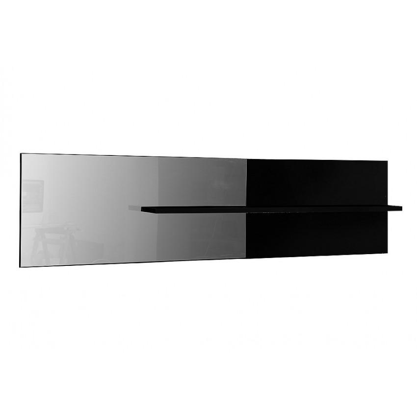 spiegel mit regal ae55 hitoiro. Black Bedroom Furniture Sets. Home Design Ideas