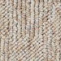BODENMEISTER Teppichboden Schlinge gemustert 400X440cm beige/weiß
